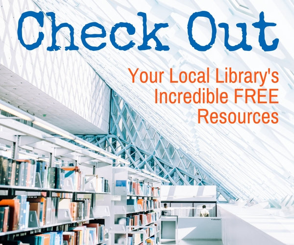 Check Out Your Library's Incredible FREE Resources