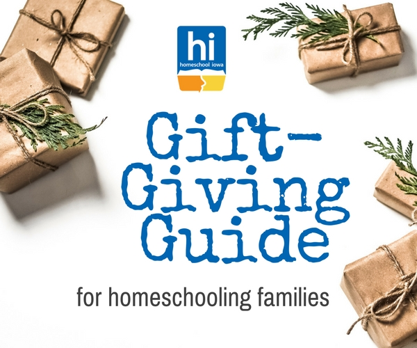 Gift-Giving Guide for Homeschooling Families