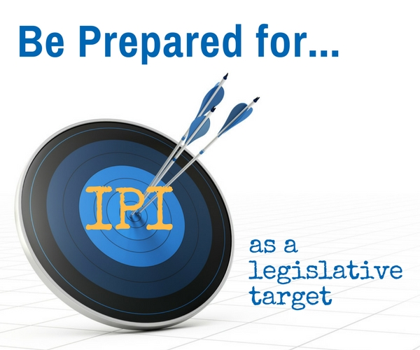IPI As a Legislative Target