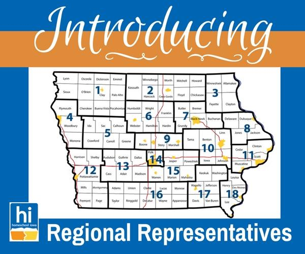Introducing Regional Representatives