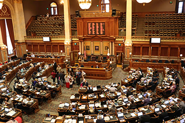 Iowa Homeschool Legislation