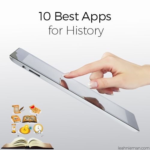 10 Best Apps for History