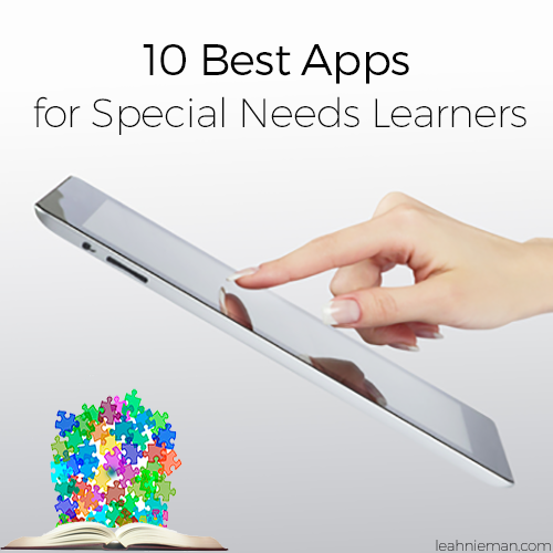 10 Best Apps for Special Needs Learners