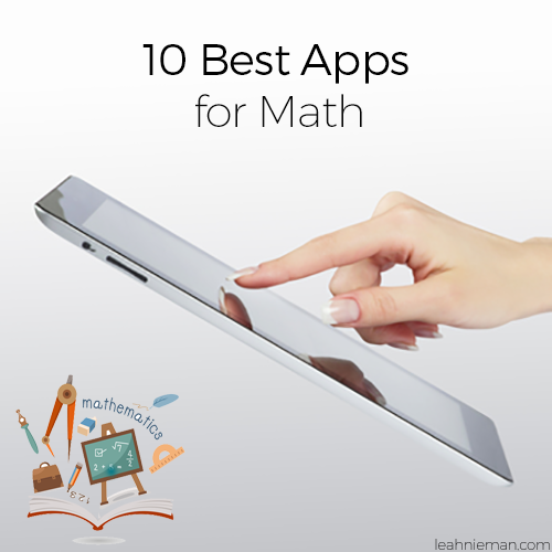 10 Best Apps for Math