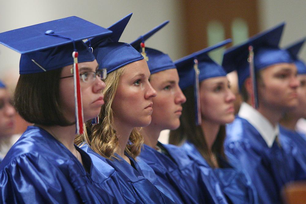 2018 Homeschool Iowa Graduation