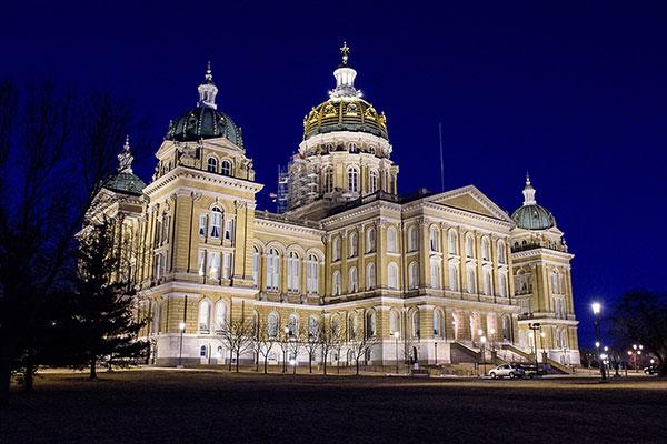 Governor Reynolds' 2021 Education Bill