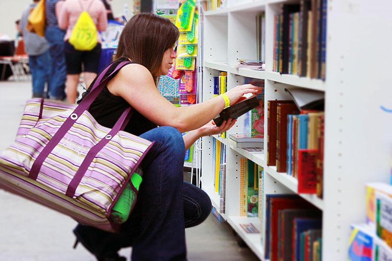 Shopping for homeschool curriculum