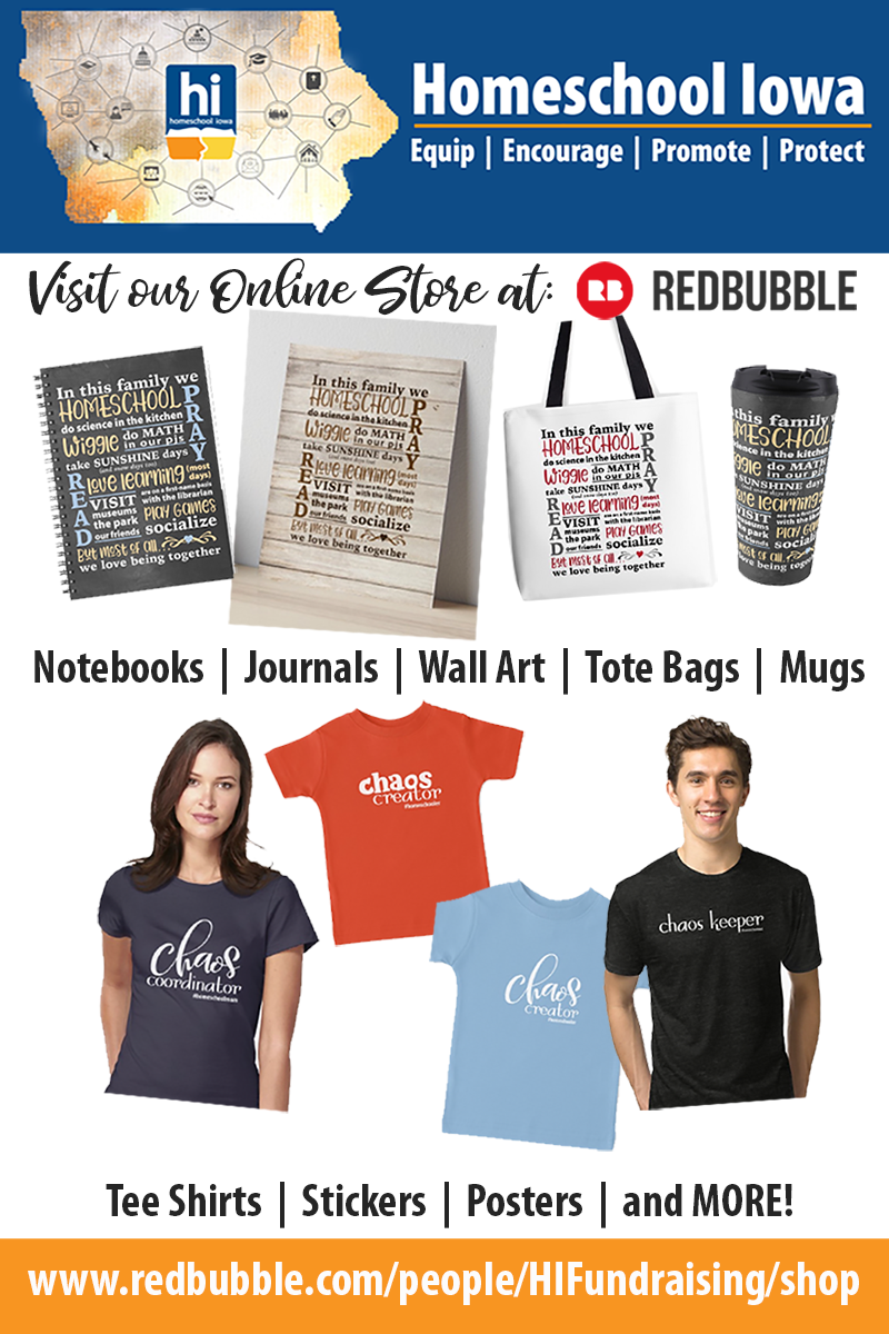 Homeschool Iowa Store