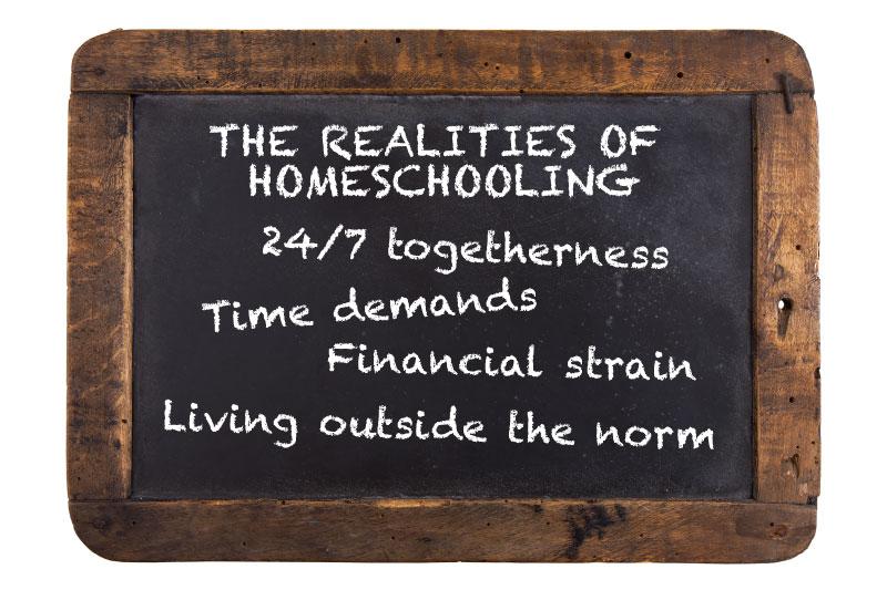 The Realities of Homeschooling