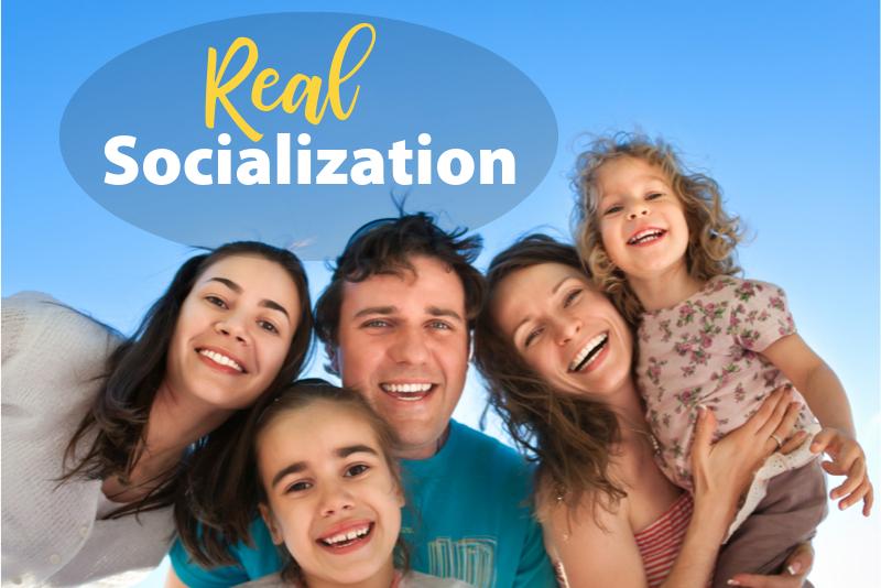 Real Socialization