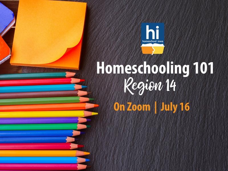 Homeschooling 101 - 7-16-20 - Zoom Region 14