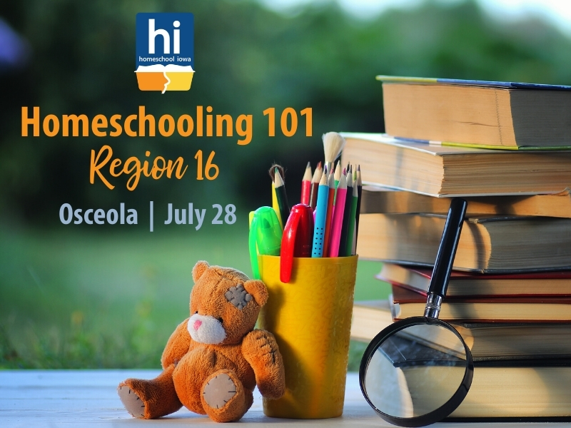 Homeschooling 101 - 7-20-20 - Zoom (Region 2