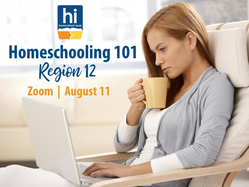 Homeschooling 101 - 8-12-20 - Region 18