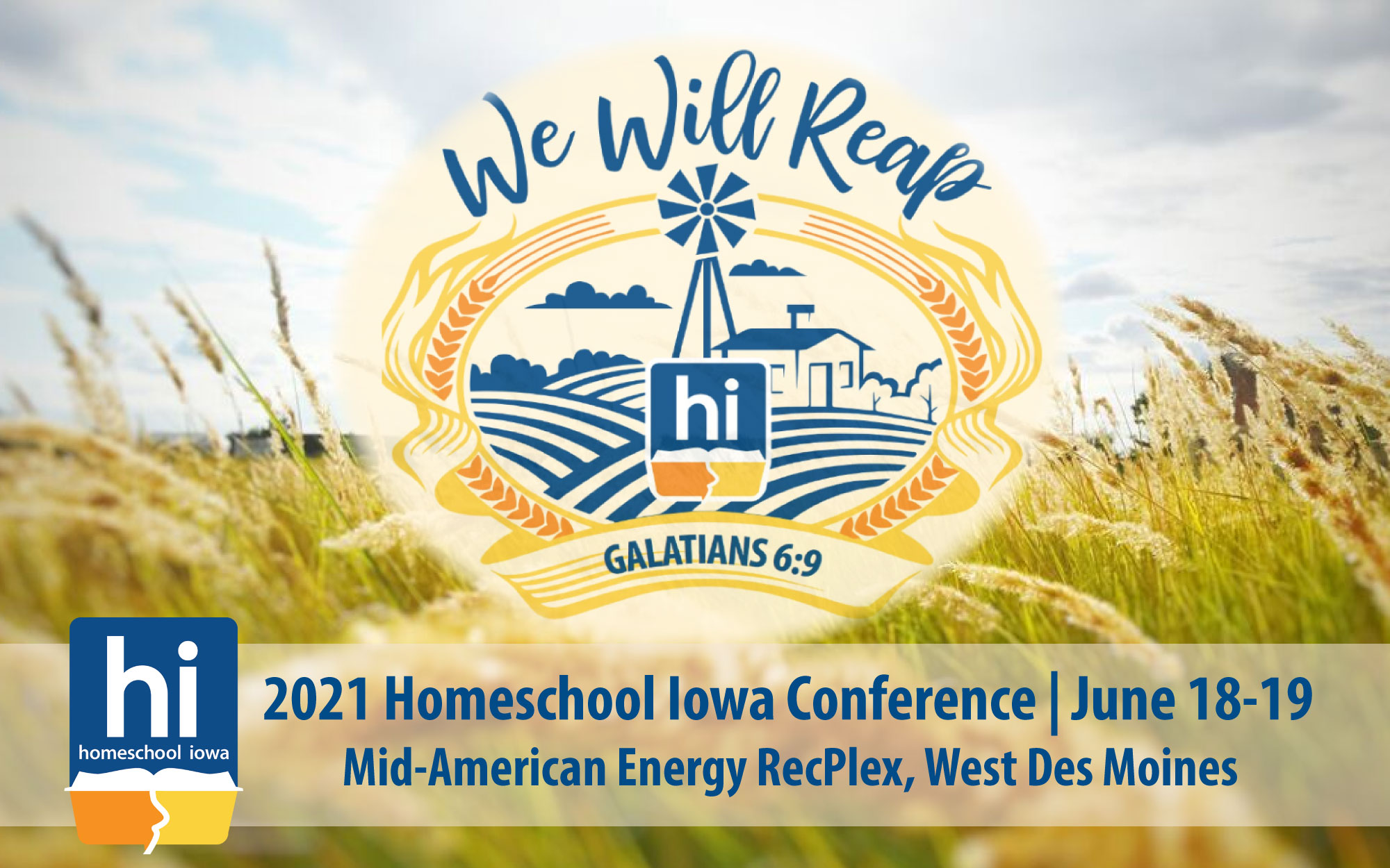 2021 Homeschool Iowa Conference