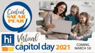 2021 Virtual Capitol Day Sneak Peak