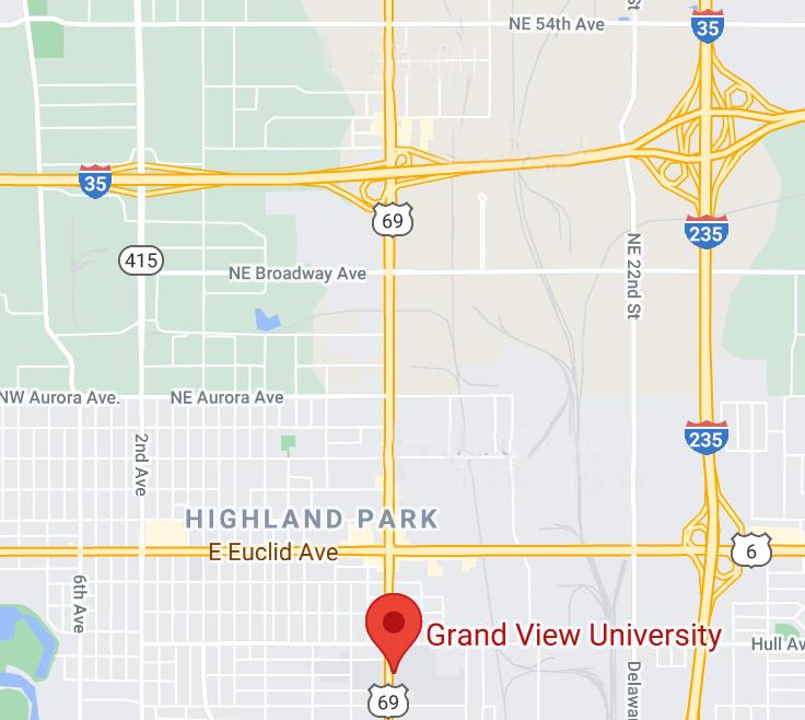 1200 Grandview Avenue, Des Moines, IA