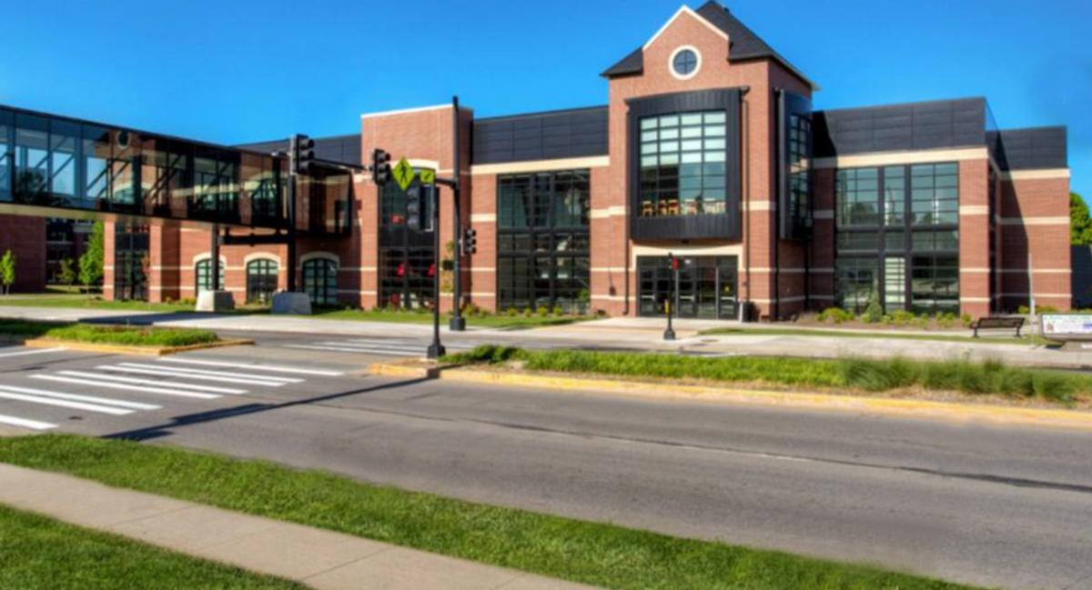 Grand View University Student Center