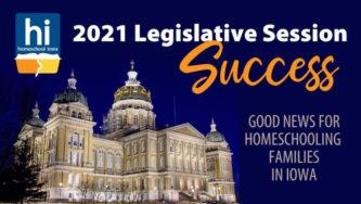 2021 Legislative Session Success