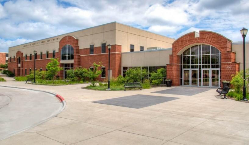 Grand View University Johnson Wellness Center