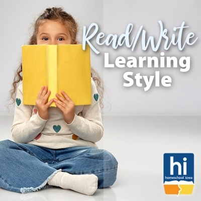 Learning Styles: Read/Write