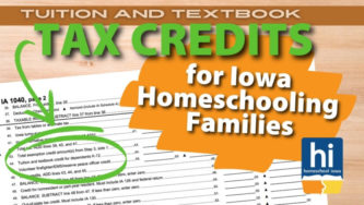 Tax Credits for Homeschooling Families